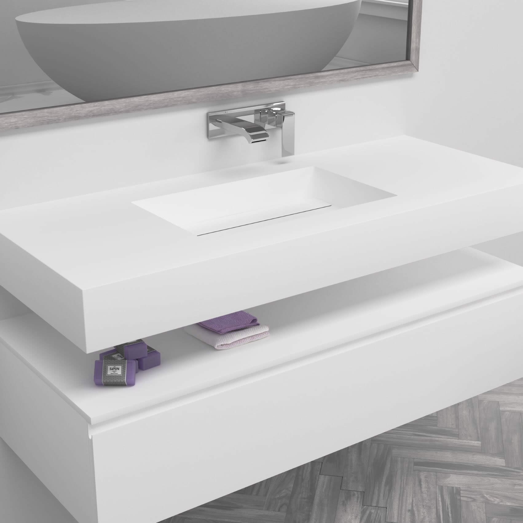 Single Sink Basins