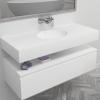 Relax - DuPont™ Corian® Wall Mounted Washbasin