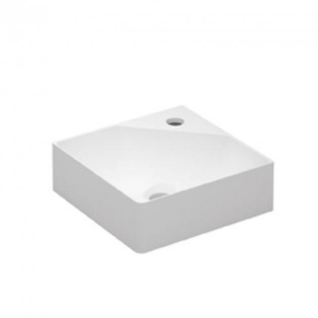 Angle - Solid Surface Wall Mounted Washbasin