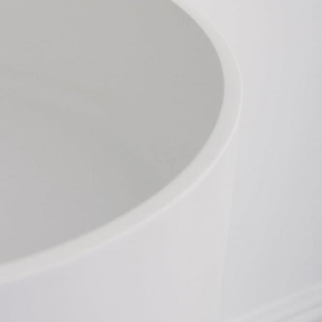 Blush - Solid Surface Freestanding Washbasin