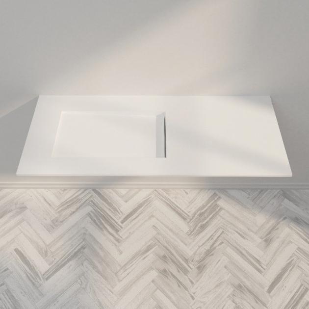 Canada - DuPont™ Corian® Vanity Top
