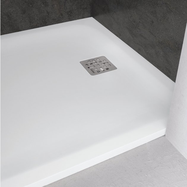 Casual - DuPont™ Corian® Ultra Slim Shower Tray