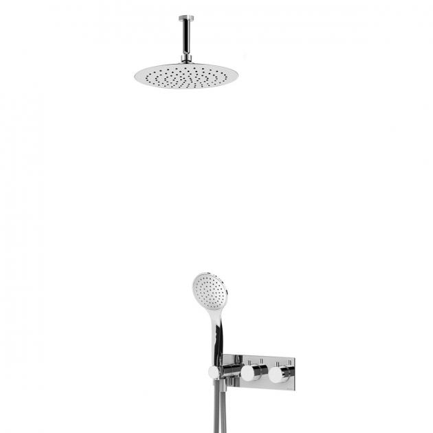 Concealed Shower Tap - 1386002CR