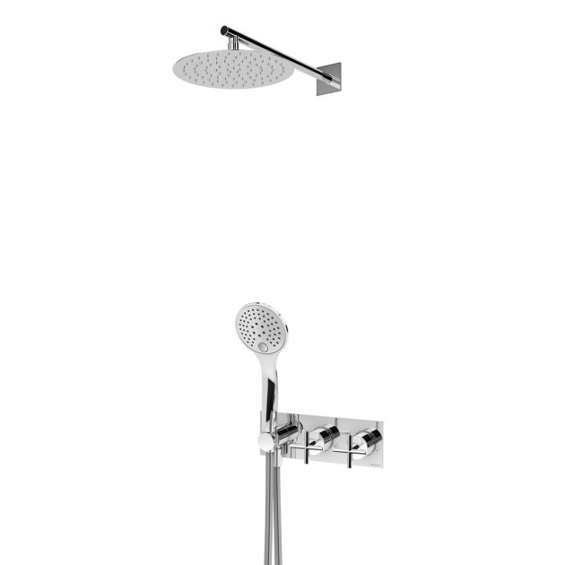 Concealed Single Lever Shower Tap - 1065911CR
