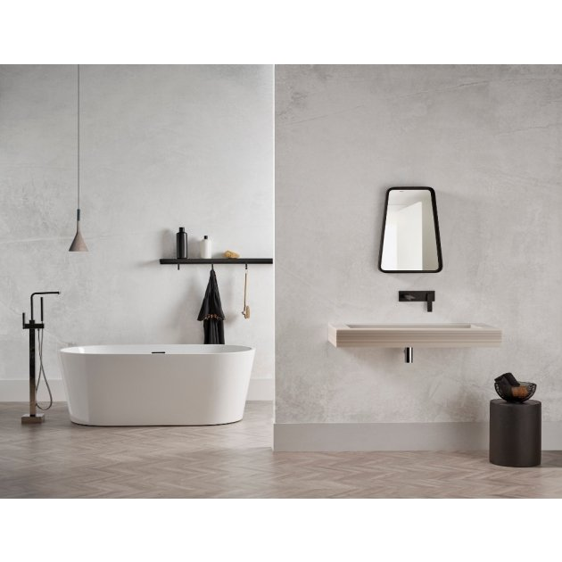 Corian® Colour Georgia - Wall Mounted Washbasin