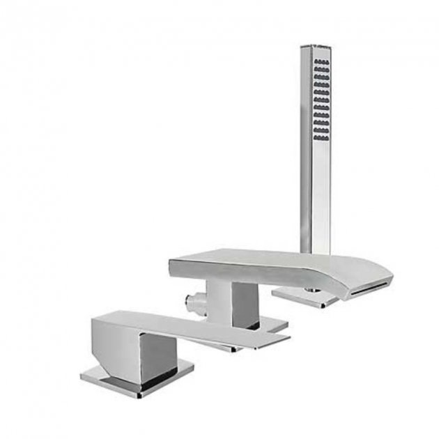 Deck Mounted Bathtub Tap - 202.661.01
