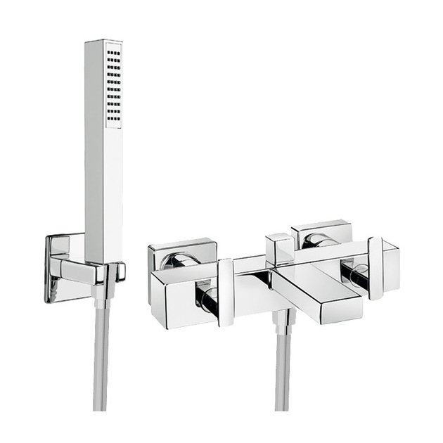 Wall Mounted Bathtub Tap - 38.3150.2
