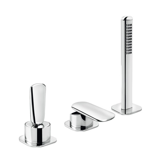 Deck Mounted Bathtub Tap - 89.4844.2