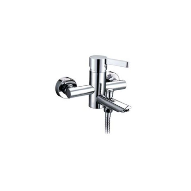 Wall Mounted Single Lever Bathtub Tap - 3010