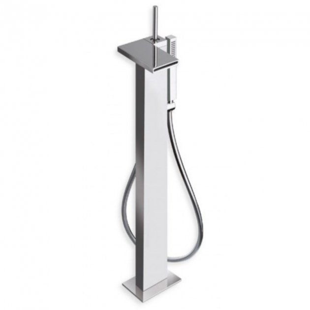 Deck Mounted Single Lever Bathtub Tap - MD190