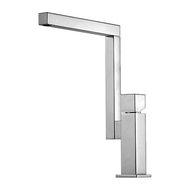 Deck Mounted Single Lever Kitchen Tap - 1020502CR
