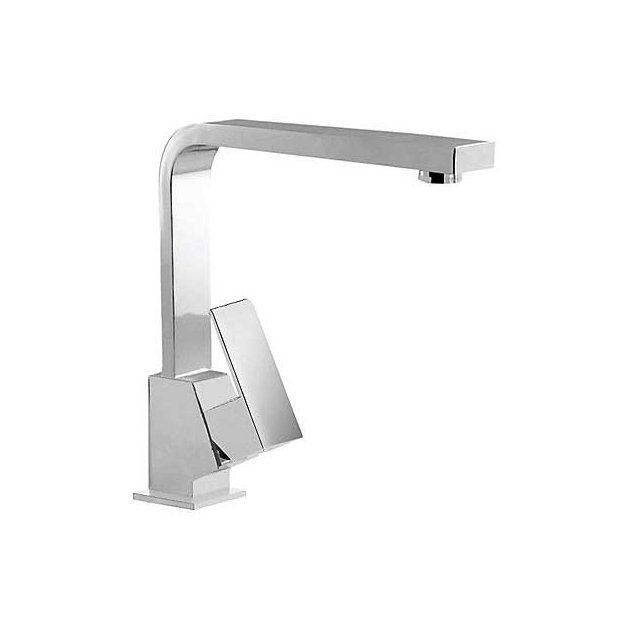 Deck Mounted Single Lever Kitchen Tap - 106440