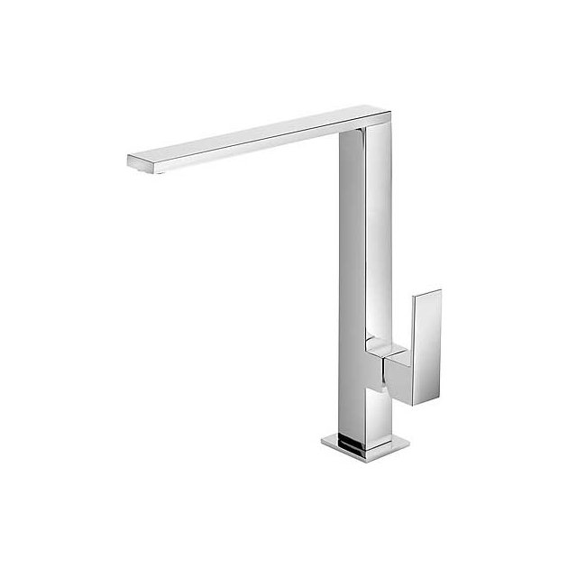 Deck Mounted Single Lever Kitchen Tap - 106486