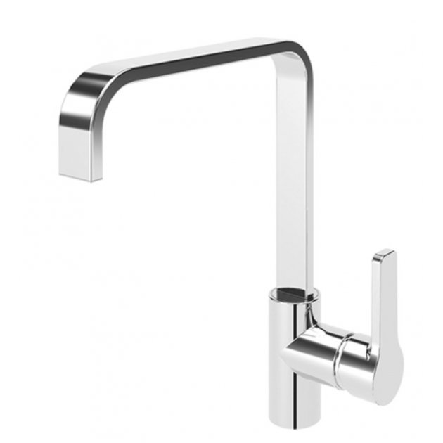 Deck Mounted Single Lever Kitchen Tap - 107 05 121