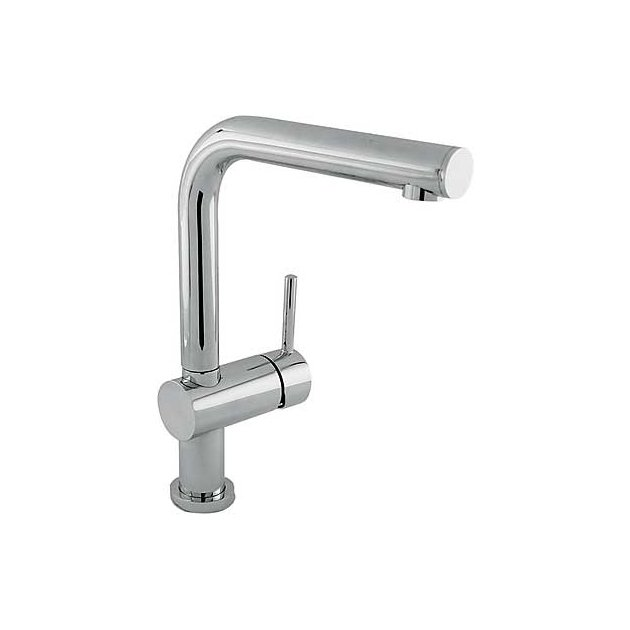 Deck Mounted Single Lever Kitchen Tap - 130336