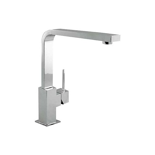 Deck Mounted Single Lever Kitchen Tap - 130496