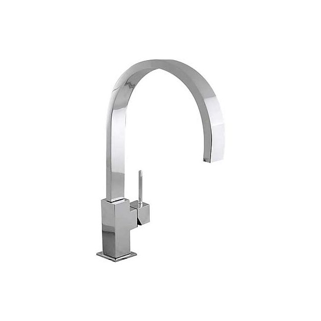 Deck Mounted Single Lever Kitchen Tap - 130498