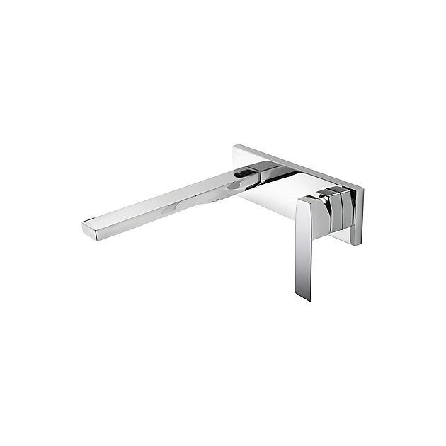 Deck Mounted Single Lever Kitchen Tap - 20220004