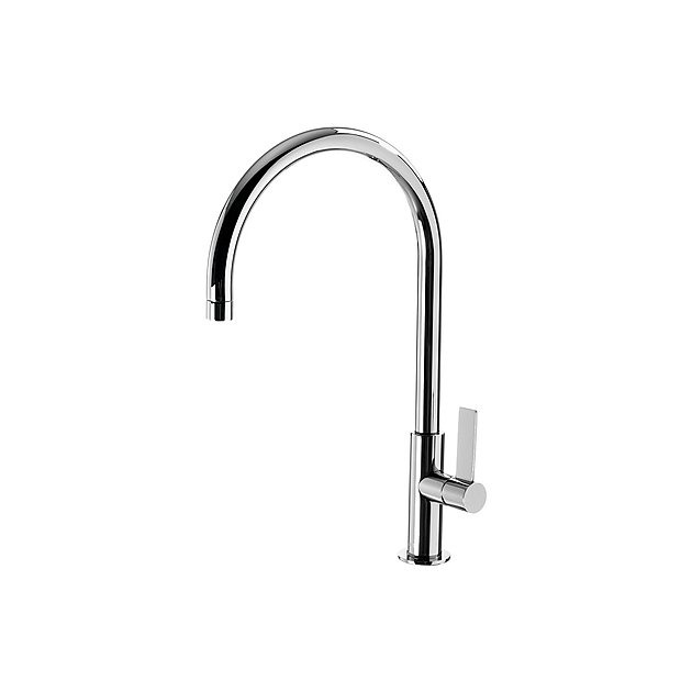 Deck Mounted Single Lever Kitchen Tap - 20544001