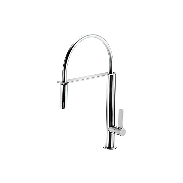 Deck Mounted Single Lever Kitchen Tap - 20548701