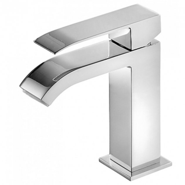 Deck Mounted Single Lever Washbasin Tap - 00610101