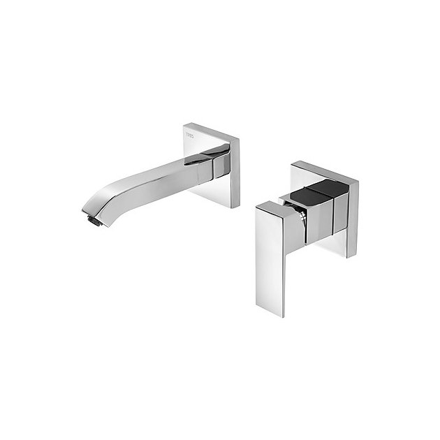 Deck Mounted Single Lever Washbasin Tap - 00620010