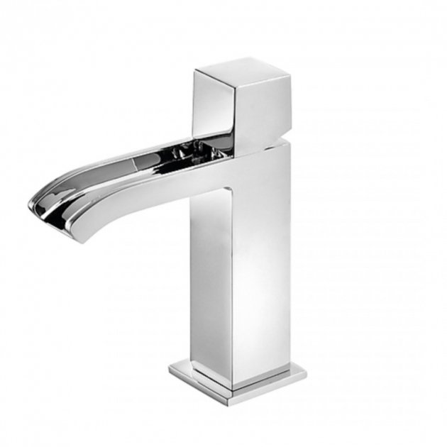 Deck Mounted Single Lever Washbasin Tap - 006.110.02D