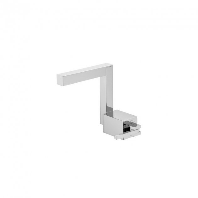 Deck Mounted Single Lever Washbasin Tap - 103 01 011