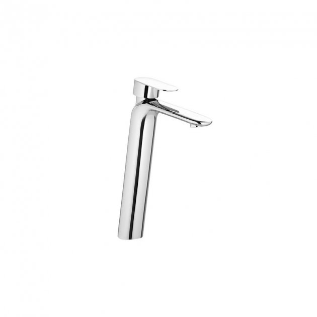 Deck Mounted Single Lever Washbasin Tap - 112 21 001