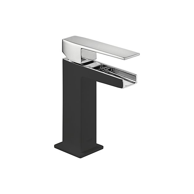 Deck Mounted Single Lever Washbasin Tap - 20211001NED