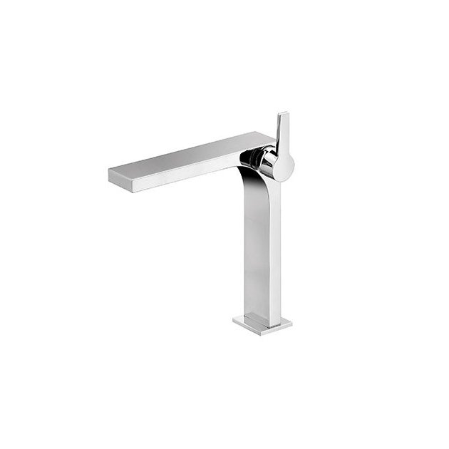 Deck Mounted Single Lever Washbasin Tap - 250