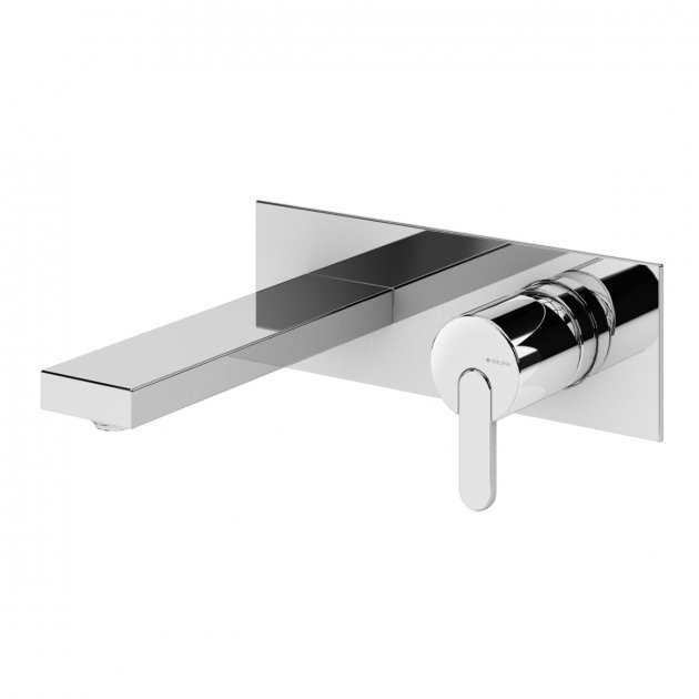 Deck Mounted Washbasin Tap - 1019702CR