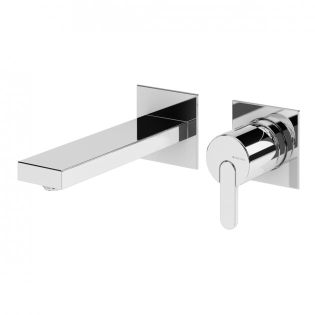 Wall Mounted Washbasin Tap - 1019902CR
