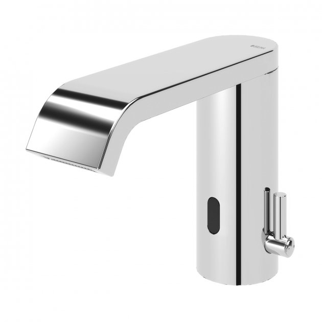 Deck Mounted Washbasin Tap - 1301012CR