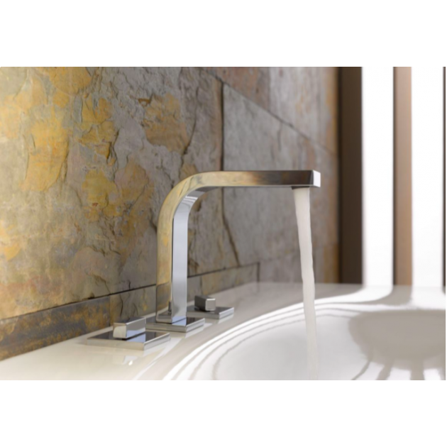 Deck Mounted Washbasin Tap - 150D