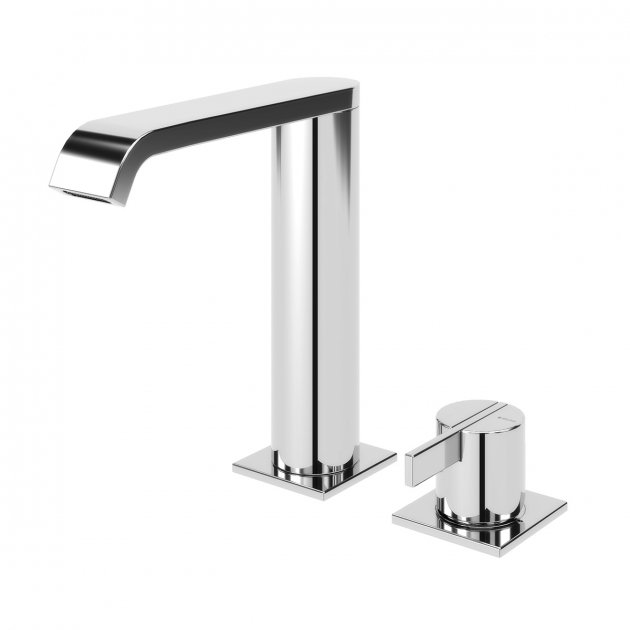 Deck Mounted Washbasin Tap - 1688401CR