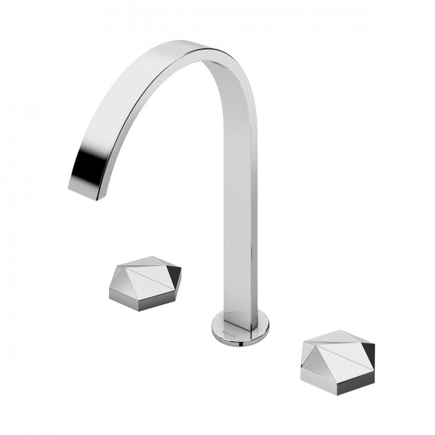 Deck Mounted Washbasin Tap - 1832501CR