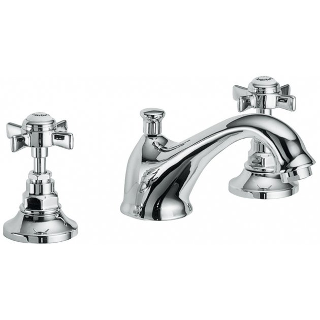 Deck Mounted Washbasin Tap - 30.1230.5