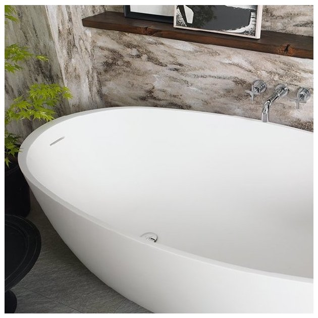 Deligth - Freestanding DuPont™ Corian® Bathtub
