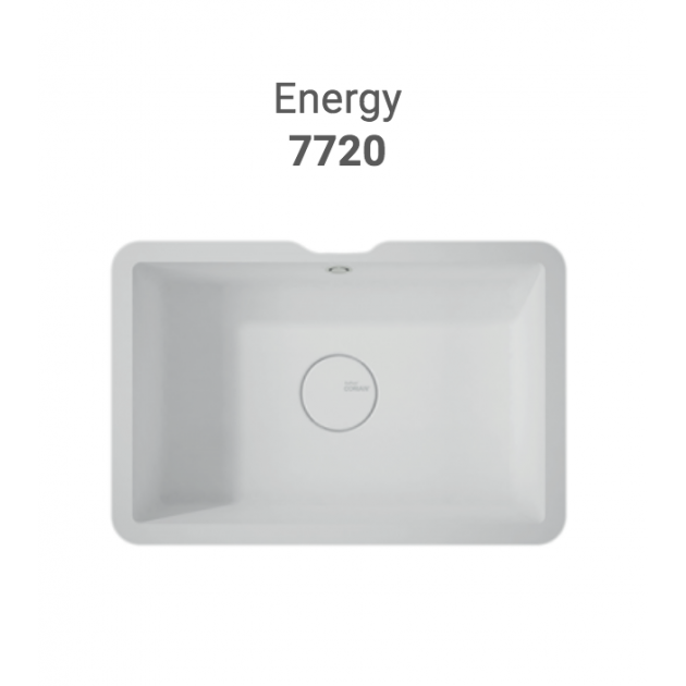 Energy - DuPont™ Corian® Vanity Top