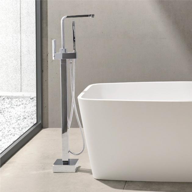 Floor Mounted Bathtub Tap - LIS-06