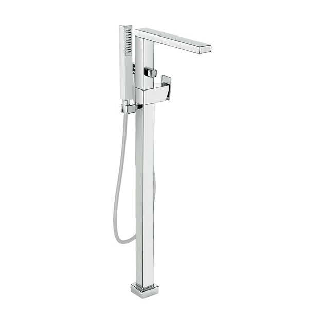 Floor Mounted Bathtub Tap - 85.3328.2