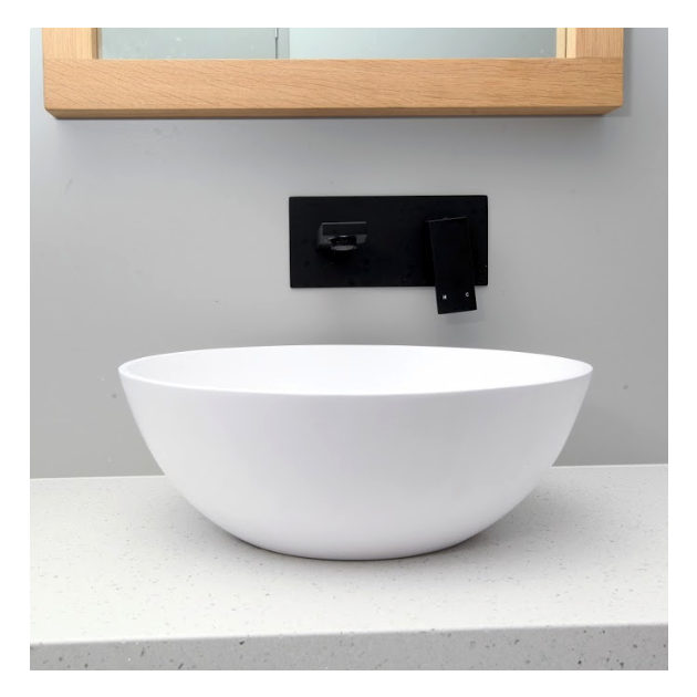 Freesia - Solid Surface Counter Top Washbasin