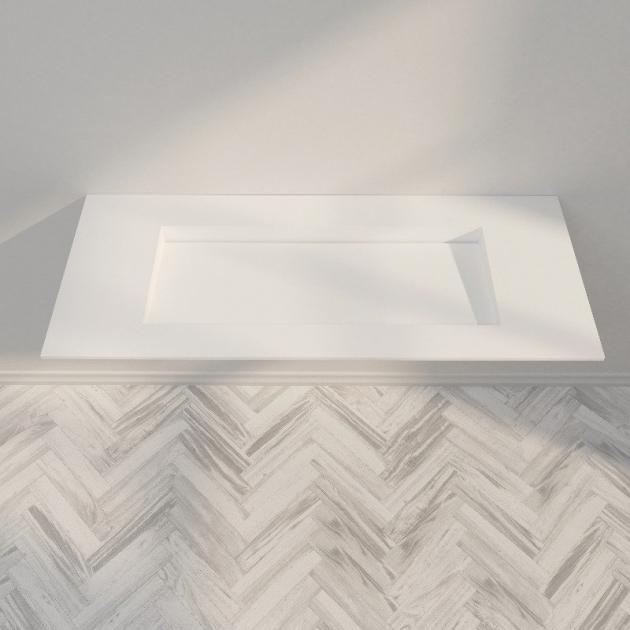 Georgia - DuPont™ Corian® Vanity Top
