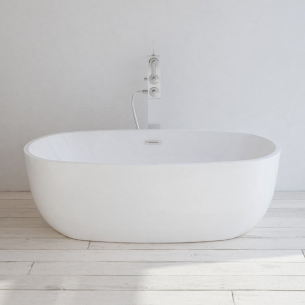 Glasgow - Freestanding Acrylic Bathtub