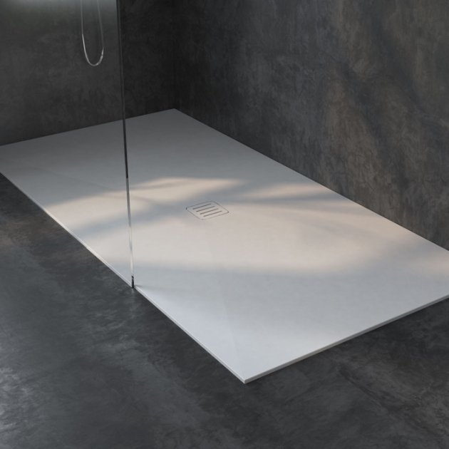 Liege - DuPont™ Corian® Ultra Slim Shower Tray