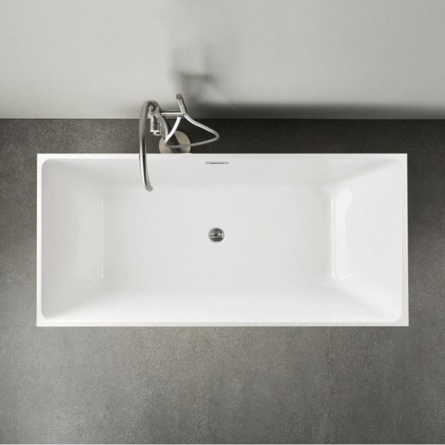 Melbourne - Freestanding Acrylic Bathtub 170cm