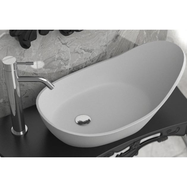 Montecarlo - Solid Surface Counter Top Washbasin