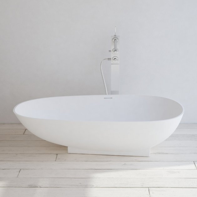 Paris - Freestanding Solid Surface Bathtub