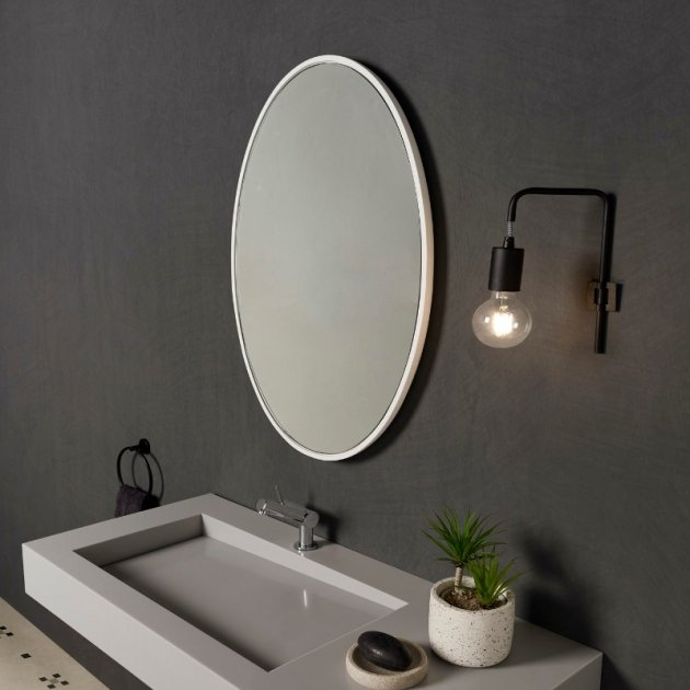 Pearl - Solid Surface Mirror